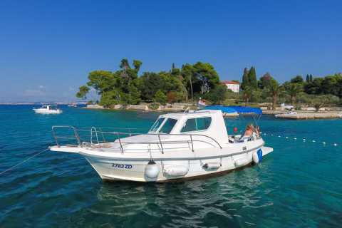 From Zadar: 4-Hour Croatian Islands Boat Experience
