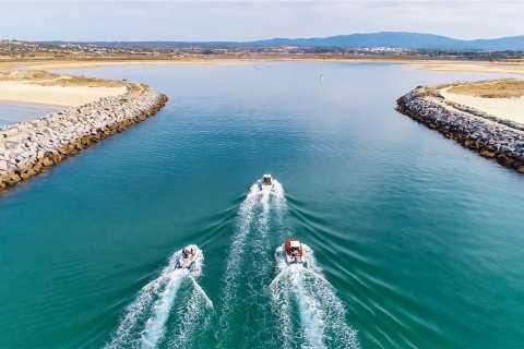 Portimão: Roteiro da Gruta de Benagil e Reserva Natural da Ria de Alvor