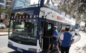 Malta: Hop-On Hop-Off Bus Tours