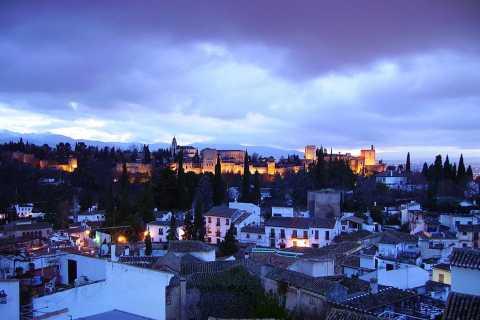 Granada: Albaicin and Sacromonte Private Walking Tour