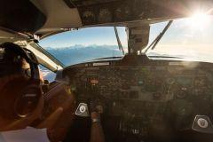 De Catmandu: Voo Panorâmico de 1 Hora sobre o Everest