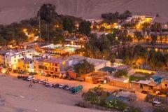 De Lima: Ilhas Ballestas, Linhas de Nazca e Oásis Huacachina