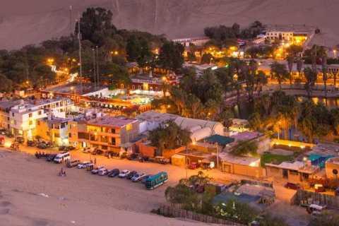 From Lima: Ballestas, Nazca Lines, & Huacachina Oasis