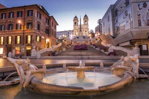 Rome 3-Hour Evening Walking Tour
