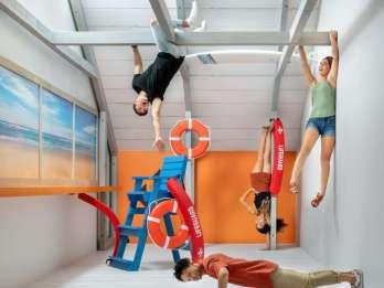 Orlando: Eintrittskarte für das Museum of Illusions