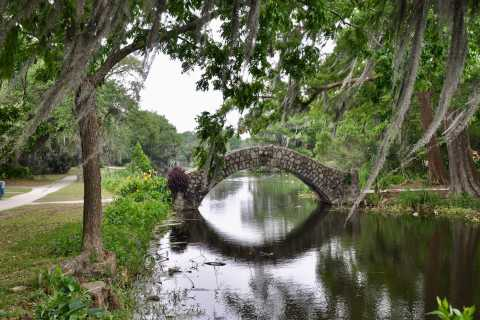 New Orleans: City Park Exploration Game