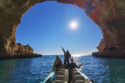 Algarve: Benagil Caves 1.5-Hour Private Tour