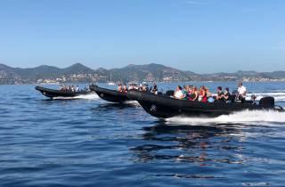 Schön: Kleine Gruppe Sunset Cruise nach Cap Ferrat