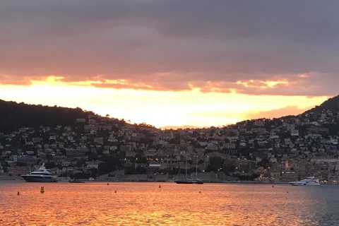 Nice: Small Group Sunset Cruise to Cap Ferrat