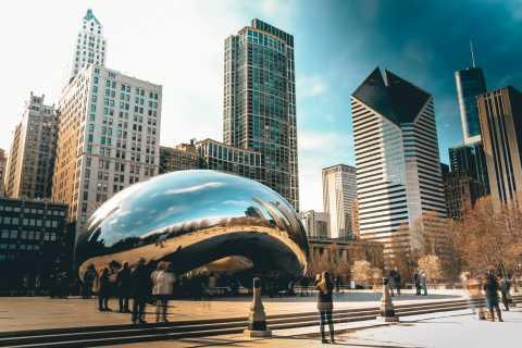 Chicago: Millennium Park Exploration Game & zelfgeleide tour