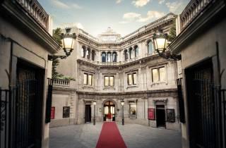 Barcelona: Eintrittskarte für das Wachsmuseum