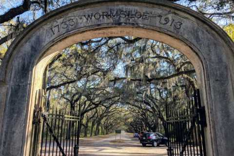 Savannah: Small-Group Guided Historical Tour