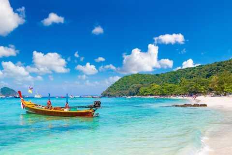 Koh Samui: tour privato in barca a coda lunga di Coral e Pig Island