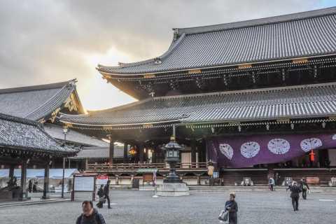 Kyoto: visite à pied de la gare de Kyoto