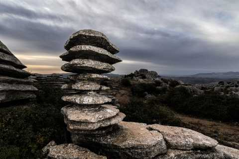 El Torcal de Antequera Guided Hike