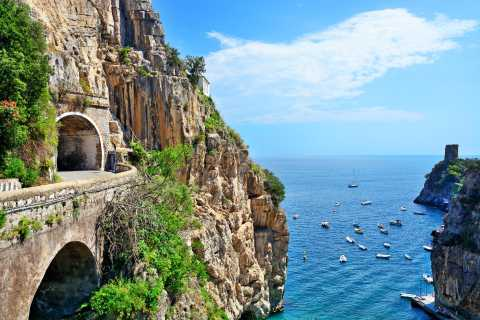 From Naples or Sorrento: Full-Day Amalfi Coast Day Trip