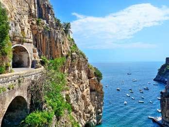 Ab Neapel oder Sorrent: Tagesausflug zur Amalfiküste
