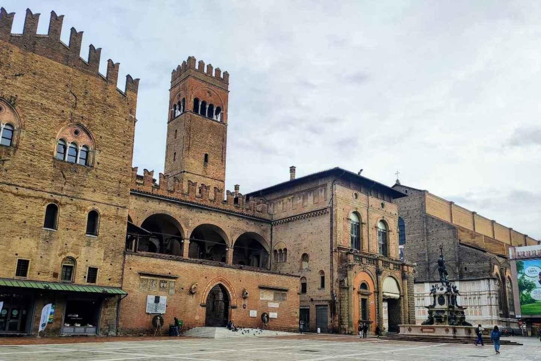 Bologna: Spiel zur Erkundung des historischen Zentrums