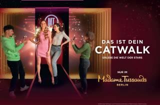 Berlin: Eintrittskarte für Madame Tussauds