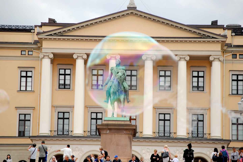 Oslo: Stadterkundungsspiel in der Altstadt
