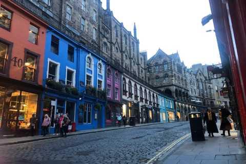 Edimburgo: juego de exploración de la ciudad encantada y visita autoguiada