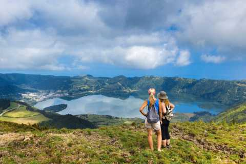 Ponta Delgada: Full-Day Hiking Tour to Sete Cidades