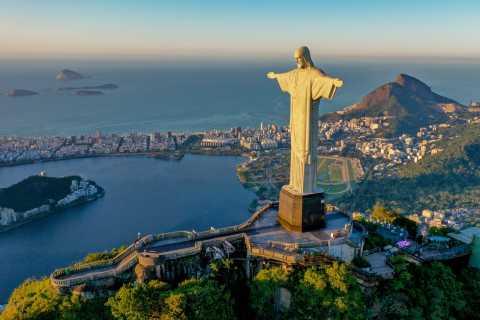 Rio de Janeiro: Christ the Redeemer & Sugarloaf Mountain