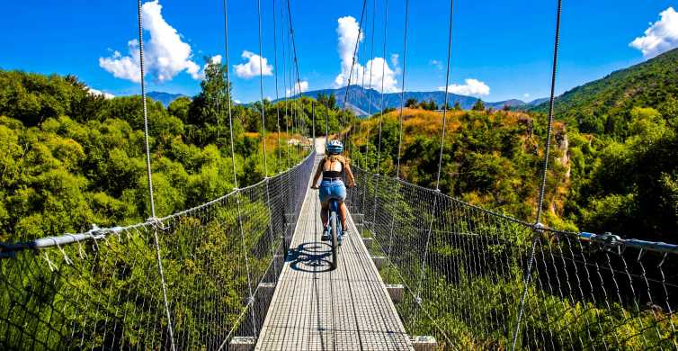 Arrowtown and Gibbston Valley: Self-Guided Bike Tour