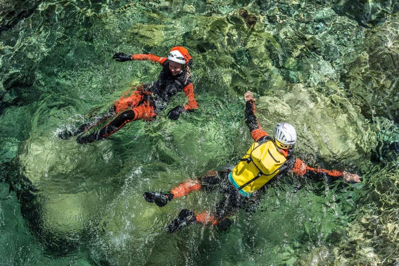 Korsika: Canyoning in der Zoïcu-Schlucht