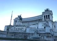 Rom: Altar des vaterländischen Aufzugs & Trajansmarkt