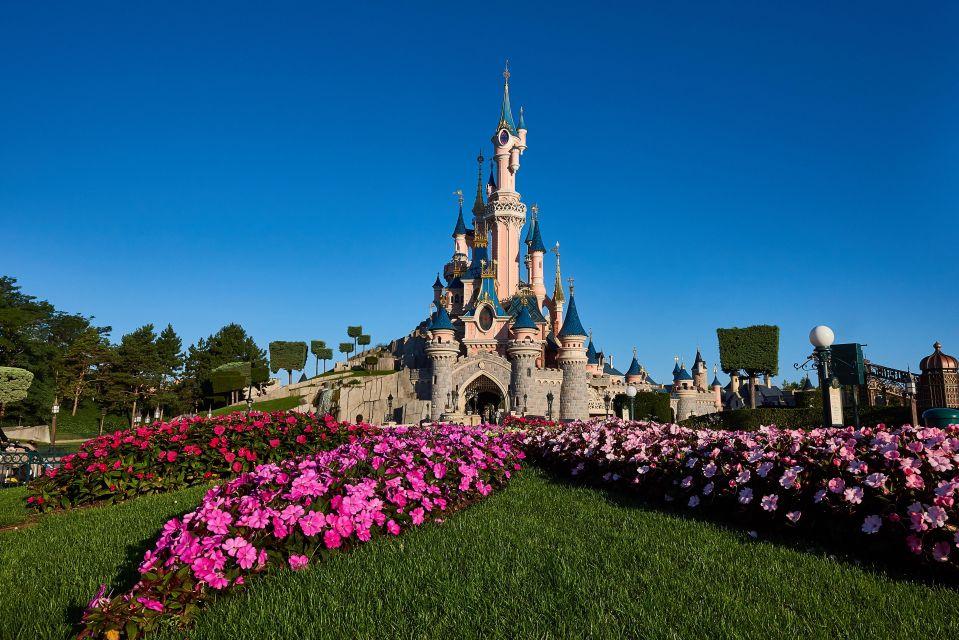Całodniowy bilet wstępu do Disneylandu
