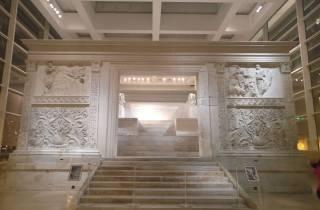 Rom: Mausoleum des Augustus & Ara Pacis Einlass ohne Anstehen