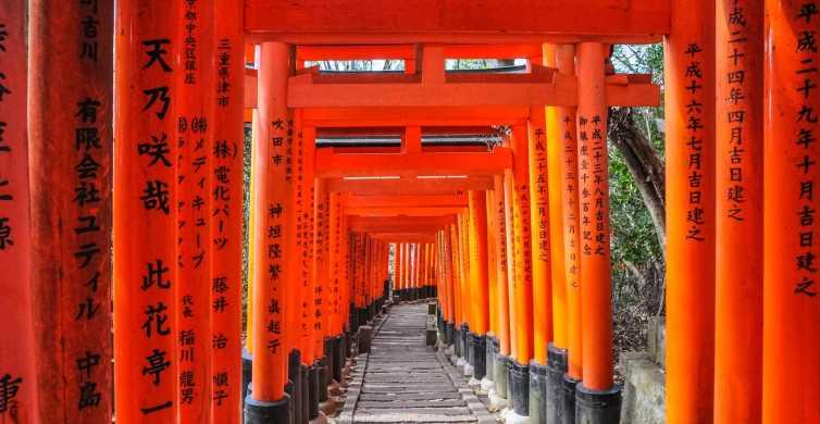 Kyoto: tour guidato privato delle attrazioni della città