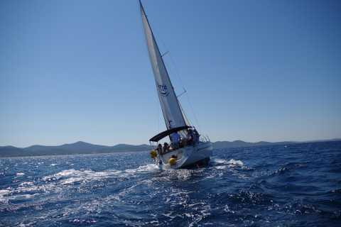 From Zadar: Private Half-Day Sailing Trip