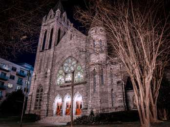 Atlanta: Haunted Buildings und Ghosts Tour