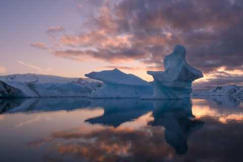 South Coast and Jökulsárlón Glacial Lagoon Full-Day Tour