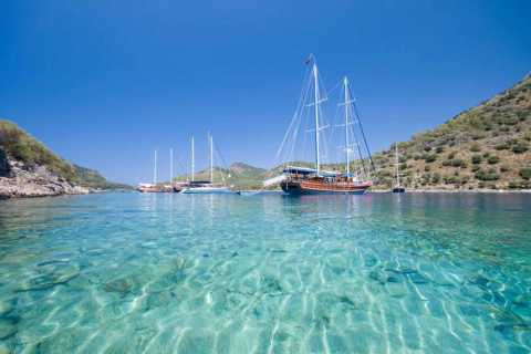 From Kusadasi: Full-Day Boat Cruise