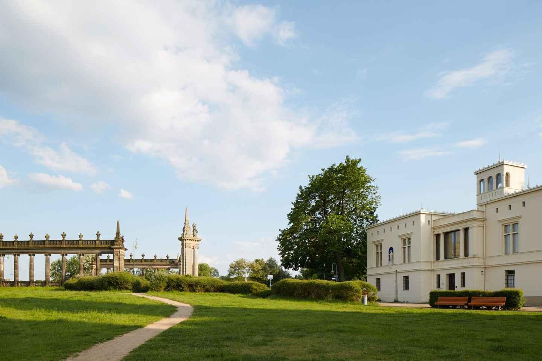 Potsdam: Eintrittskarte für die Villa Schöningen