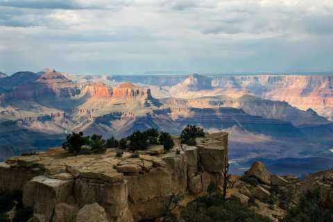 From Sedona or Flagstaff: Grand Canyon Full-Day Tour