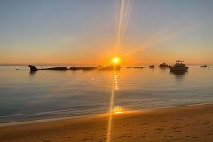 De Brisbane: Excursão Explorer de 2 dias à Ilha Moreton