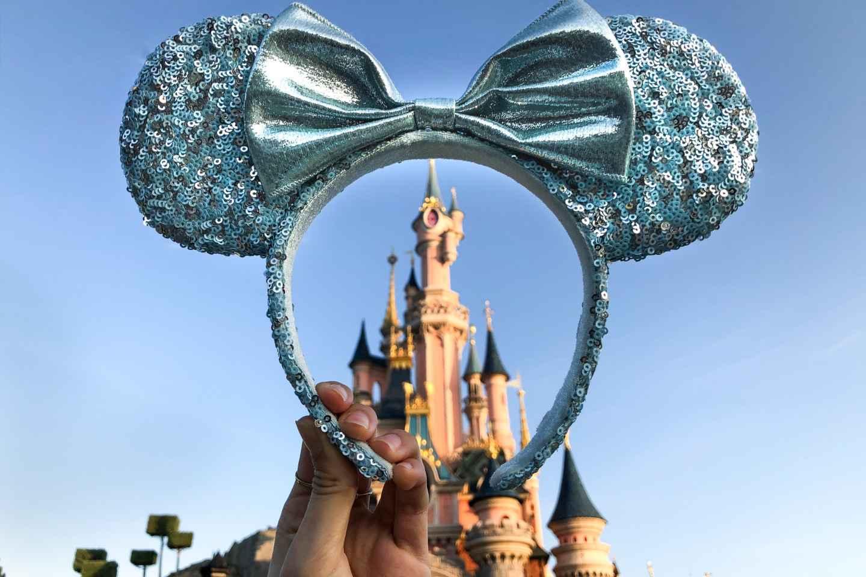Disneyland Paris: Flexibles 1-Tages-Ticket