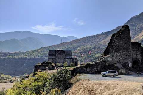 From Tbilisi: Private Day Trip to Armenia