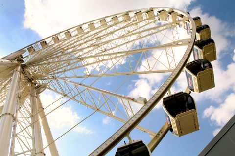 National Harbor: The Capital Wheel Flexible Date Ticket