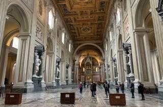 Rom: Lateran-Komplex und Führung durch die Heilige Treppe