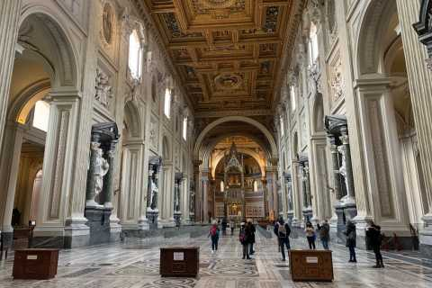 Rome: Lateran Complex and Holy Stairs Guided Walking Tour