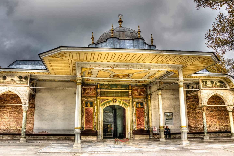 Istanbul: Selbstgeführte Audiotour zum Topkapi-Palast