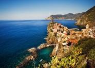Cinque Terre: Fähre und Tour durch Porto Venere und Vernazza