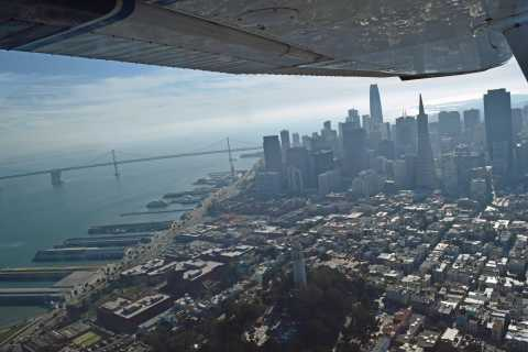 San Francisco: Bay Area Rundflug