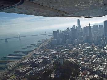 San Francisco: Bay Area Rundflug. Foto: GetYourGuide