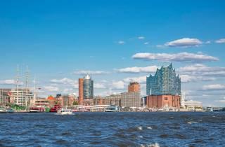 Hamburg: 1,5-stündige Hafen- und Speicherstadt-Bootstour